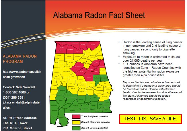 Alabama Fact Sheet