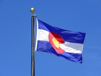 colorado flag a