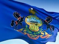 PA State Flag a