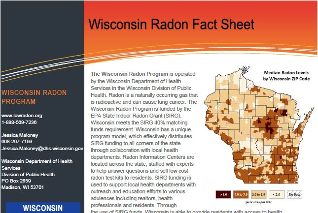 Wisconsin Fact Sheet