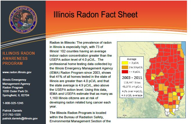 Illinois Fact Sheet