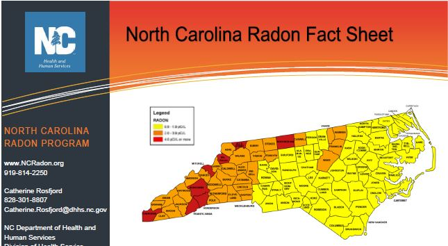 North Carolina Fact Sheet